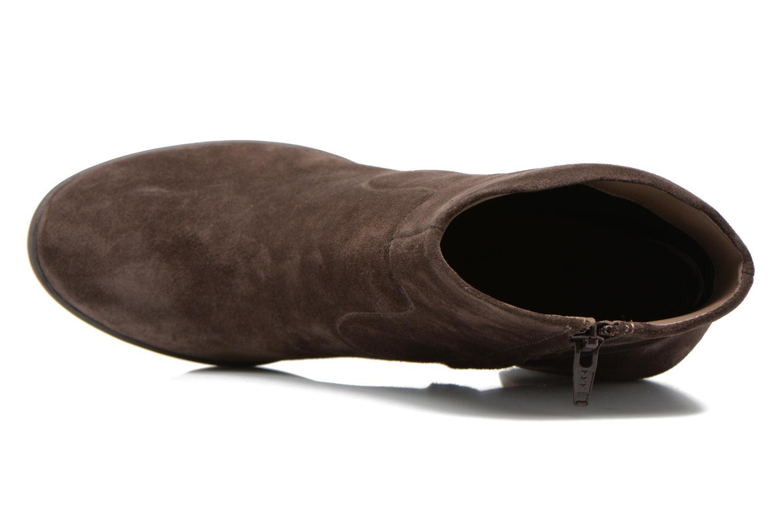 Bottines et boots Stonefly Oxy 3 Marron vue gauche