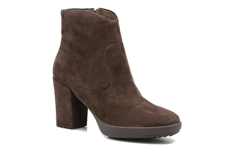 Bottines et boots Stonefly Oxy 3 Marron vue détail/paire