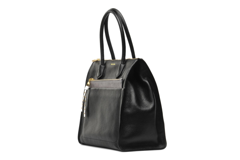 Handtassen Sonia Rykiel STEPHANE Cabas GM Zwart model