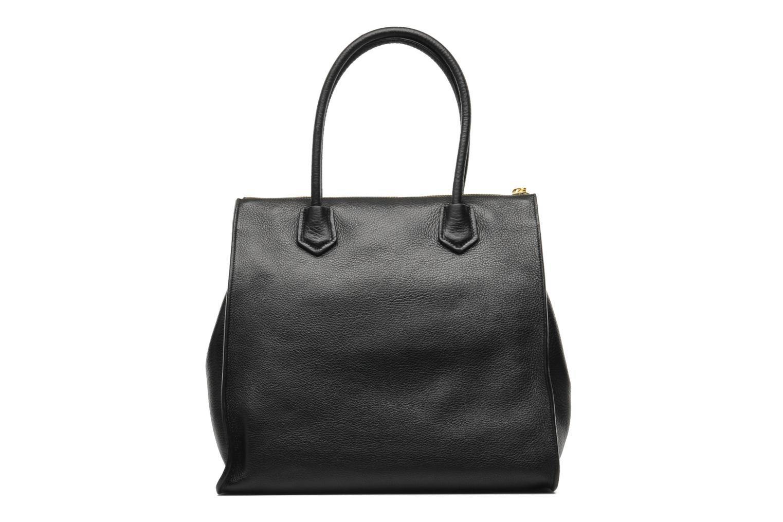 Handtassen Sonia Rykiel STEPHANE Cabas GM Zwart voorkant