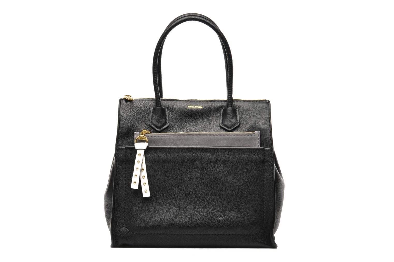 Handtassen Sonia Rykiel STEPHANE Cabas GM Zwart detail