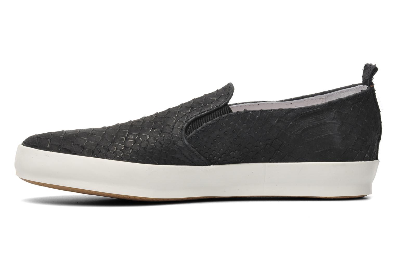 Sneakers Eden Jones Sort se forfra