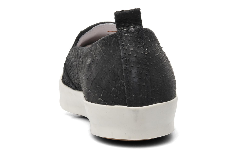Sneakers Eden Jones Sort Se fra højre