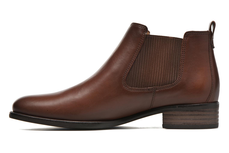 Boots en enkellaarsjes Gabor Paloma Bruin voorkant