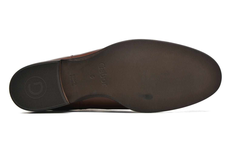 Boots en enkellaarsjes Gabor Paloma Bruin boven