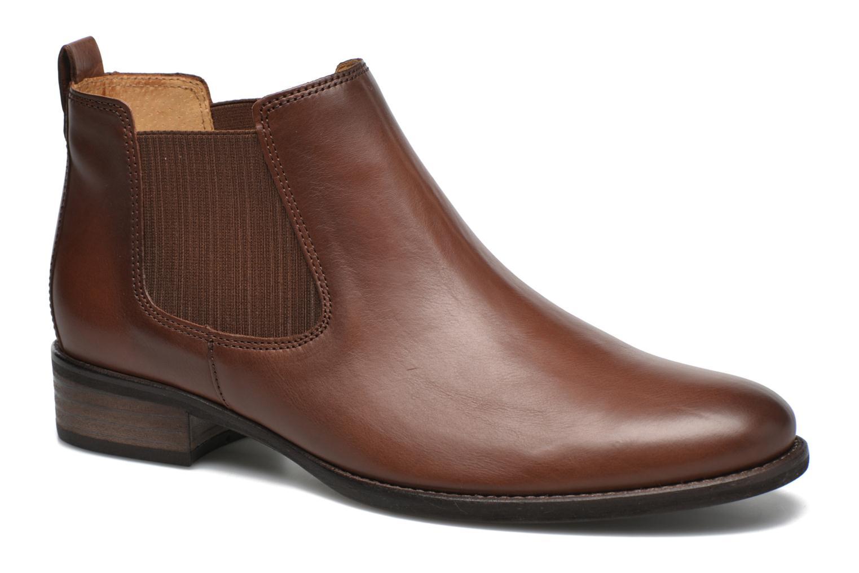 Boots en enkellaarsjes Gabor Paloma Bruin detail