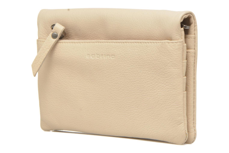 Portemonnaies & Clutches Sabrina Kate Rock beige ansicht von rechts