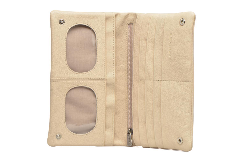 Portemonnaies & Clutches Sabrina Kate Rock beige ansicht von hinten