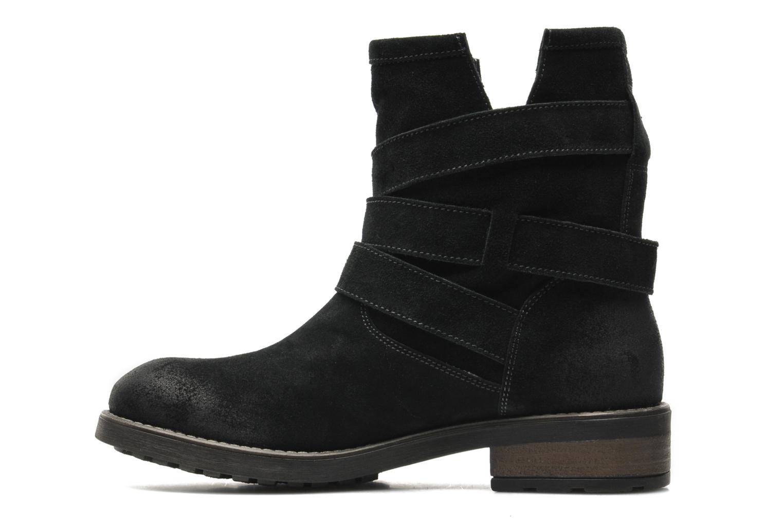 Boots en enkellaarsjes Tamaris Juliana Zwart voorkant
