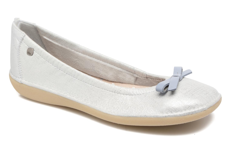 Zapatos promocionales TBS Macash (Oro y bronce) - Bailarinas   Casual salvaje