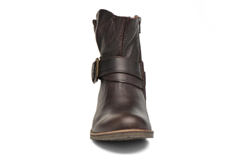 Bottines et boots TBS Marlie Marron vue portées chaussures