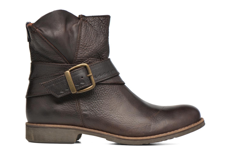 Bottines et boots TBS Marlie Marron vue derrière