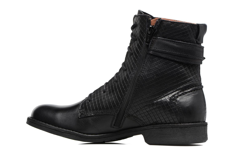 Boots en enkellaarsjes TBS Mazzly Zwart voorkant
