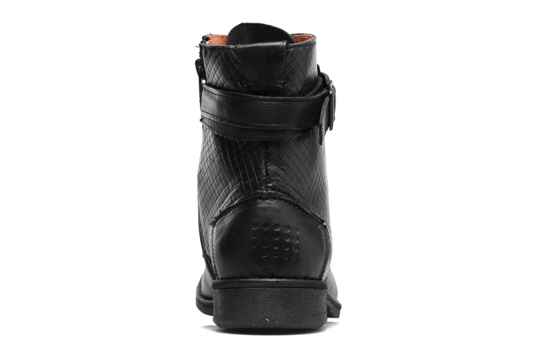 Bottines et boots TBS Mazzly Noir vue droite
