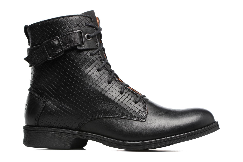 Boots en enkellaarsjes TBS Mazzly Zwart achterkant