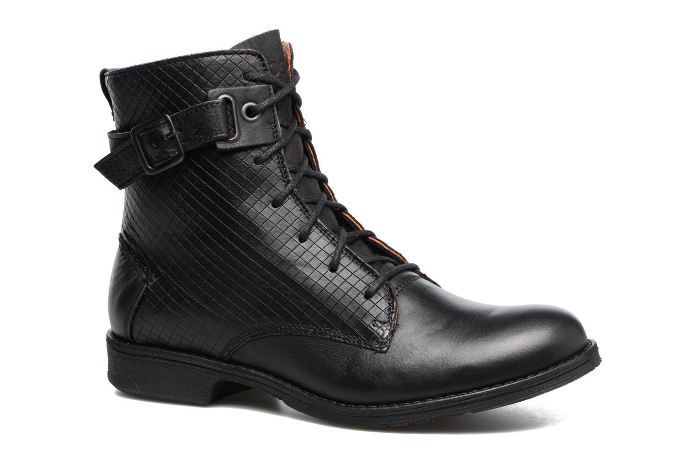 Bottines et boots TBS Mazzly Noir vue détail/paire