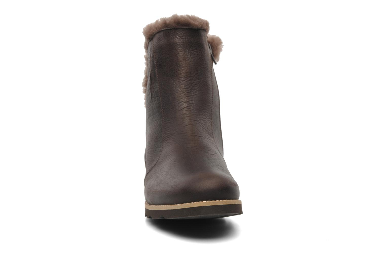 Bottines et boots TBS Aglaee Marron vue portées chaussures