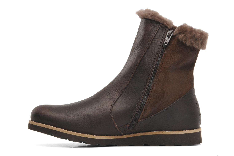 Bottines et boots TBS Aglaee Marron vue face