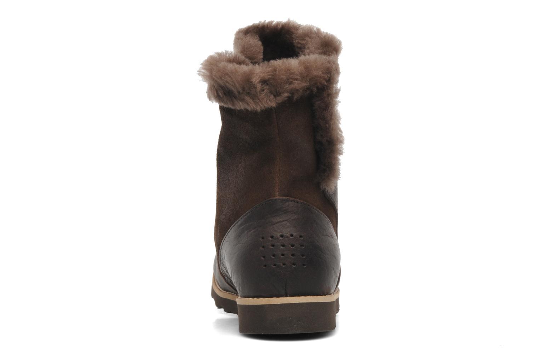 Bottines et boots TBS Aglaee Marron vue droite