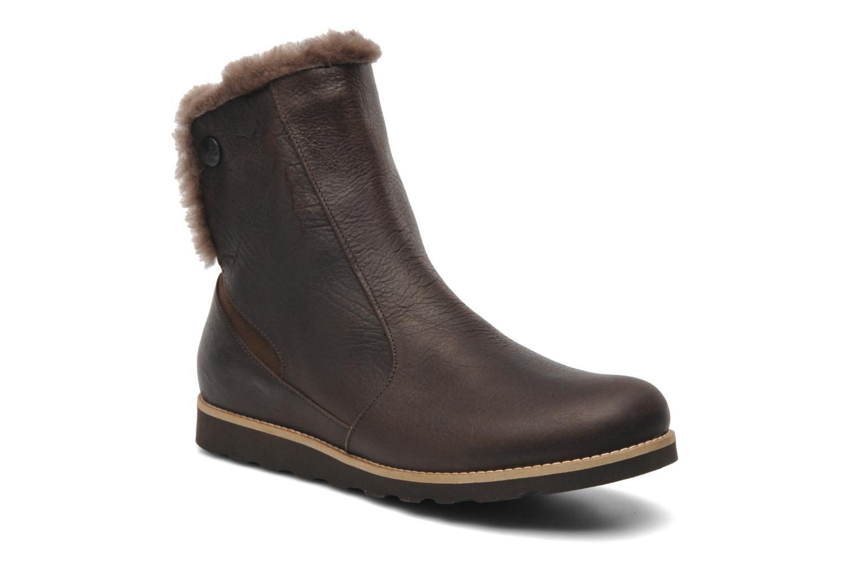 Bottines et boots TBS Aglaee Marron vue détail/paire