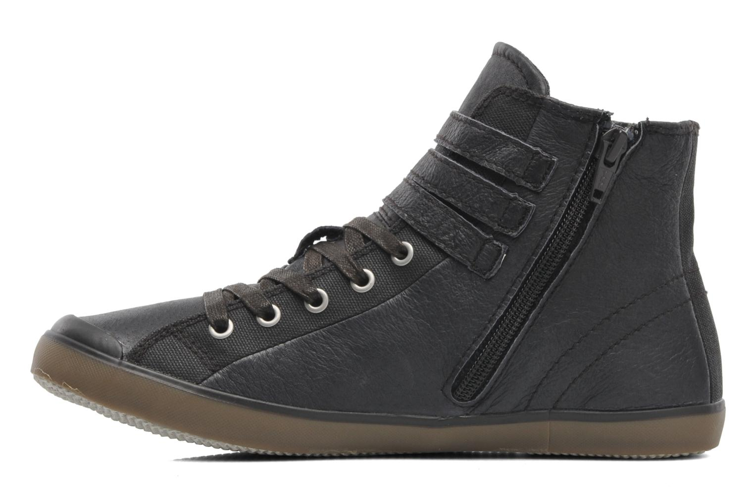 Trainers TBS Aurane Grey front view