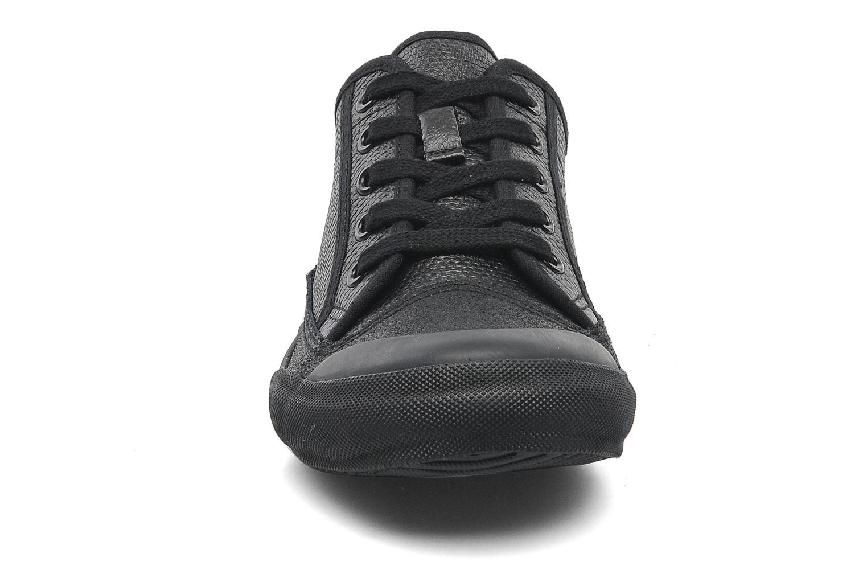 Baskets TBS Ocelie Noir vue portées chaussures
