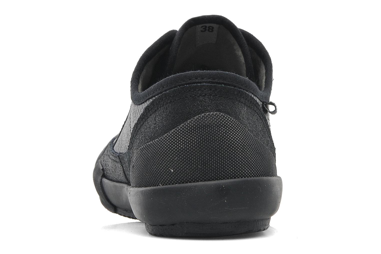 Sneakers TBS Ocelie Zwart rechts