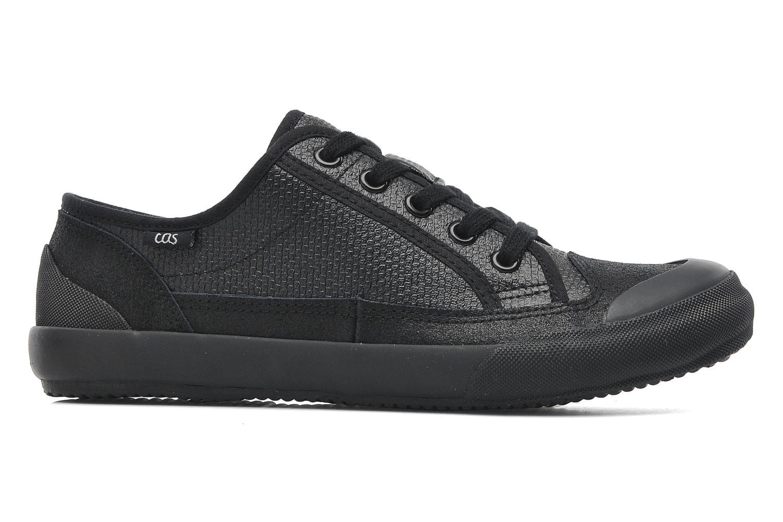 Sneakers TBS Ocelie Zwart achterkant