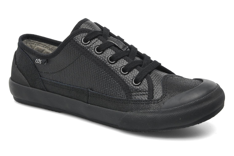 Sneakers TBS Ocelie Zwart detail
