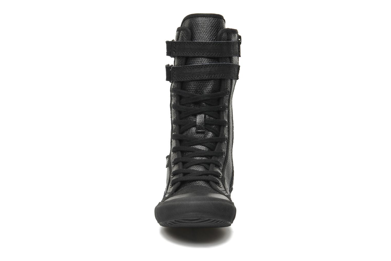Bottines et boots TBS Odreyh Noir vue portées chaussures
