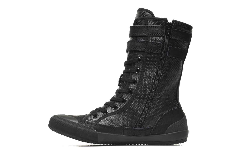 Bottines et boots TBS Odreyh Noir vue face