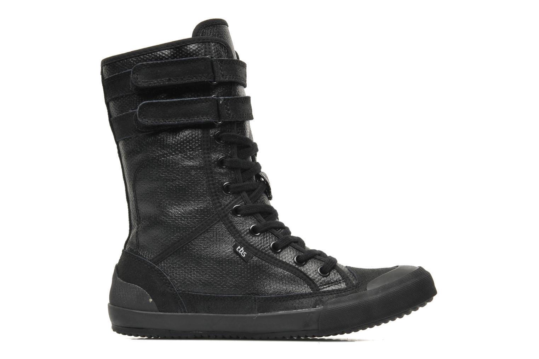 Stiefeletten & Boots TBS Odreyh schwarz ansicht von hinten