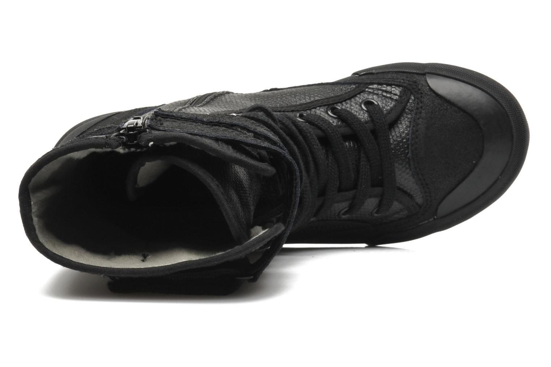 Bottines et boots TBS Odreyh Noir vue gauche