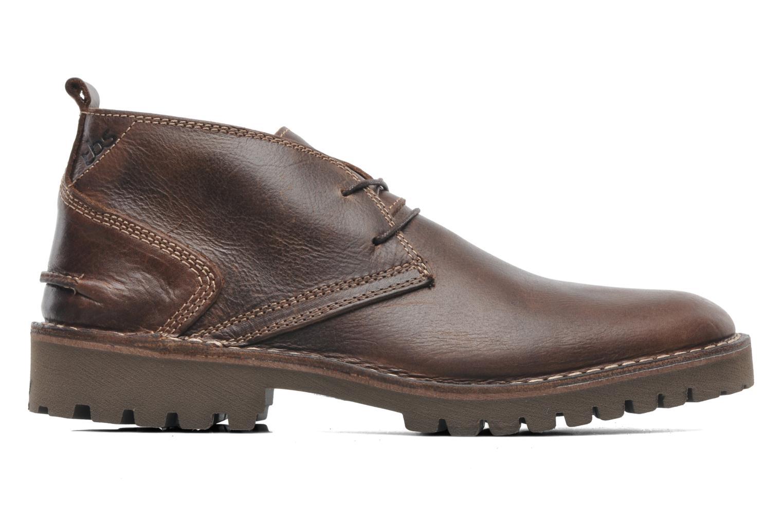 Chaussures à lacets TBS Maxime Marron vue derrière