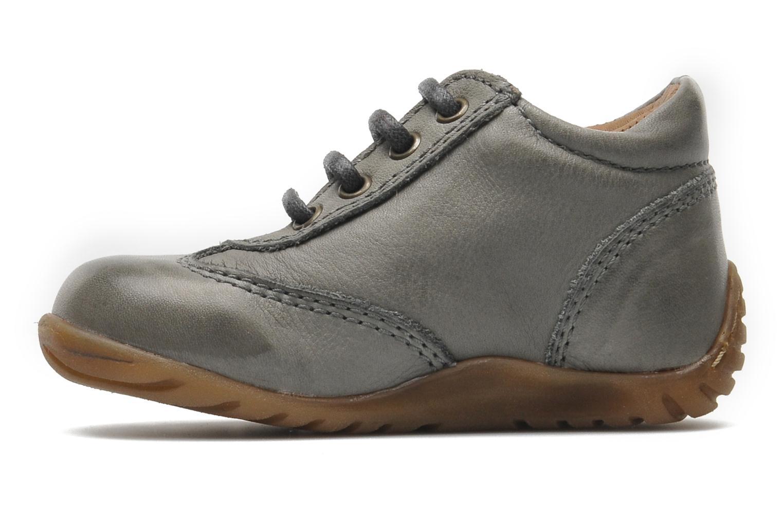 Stiefeletten & Boots Bisgaard Kongerige grau ansicht von vorne