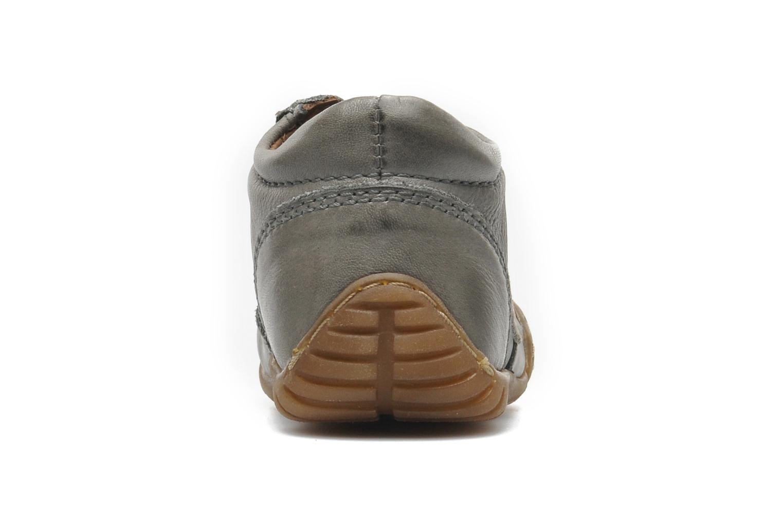 Stiefeletten & Boots Bisgaard Kongerige grau ansicht von rechts