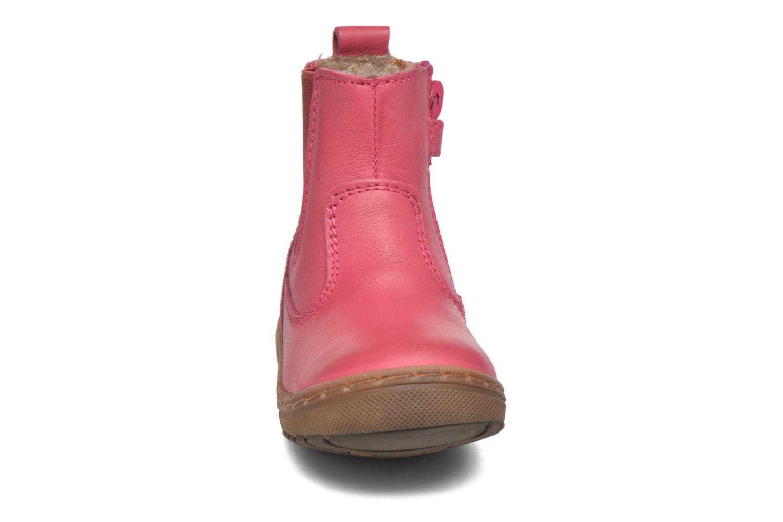 Bottines et boots Bisgaard Herveus Rose vue portées chaussures