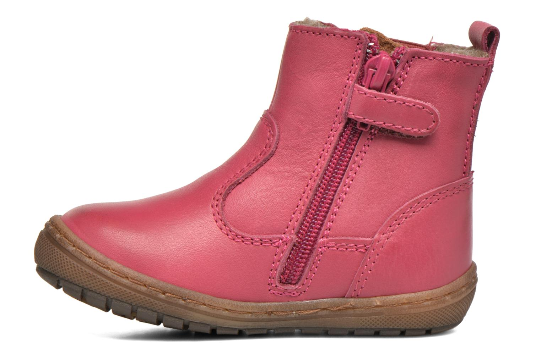 Bottines et boots Bisgaard Herveus Rose vue face