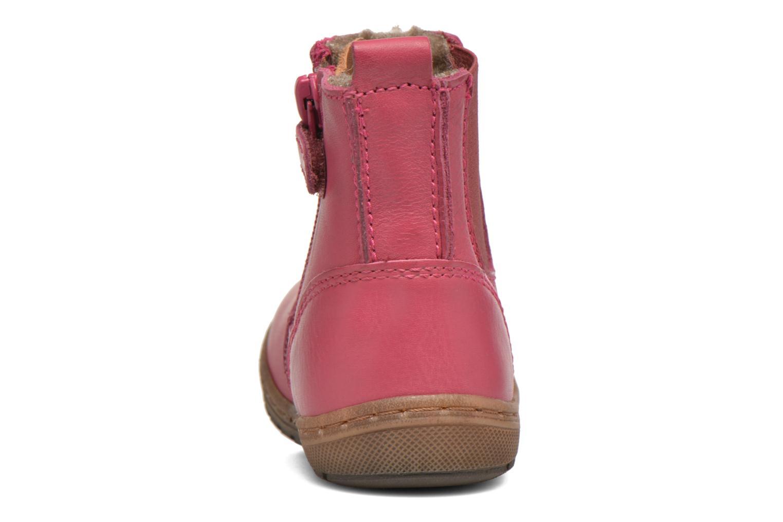 Bottines et boots Bisgaard Herveus Rose vue droite