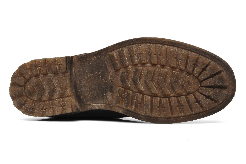 Boots en enkellaarsjes Pepe jeans Jack Booty Suede Bruin boven