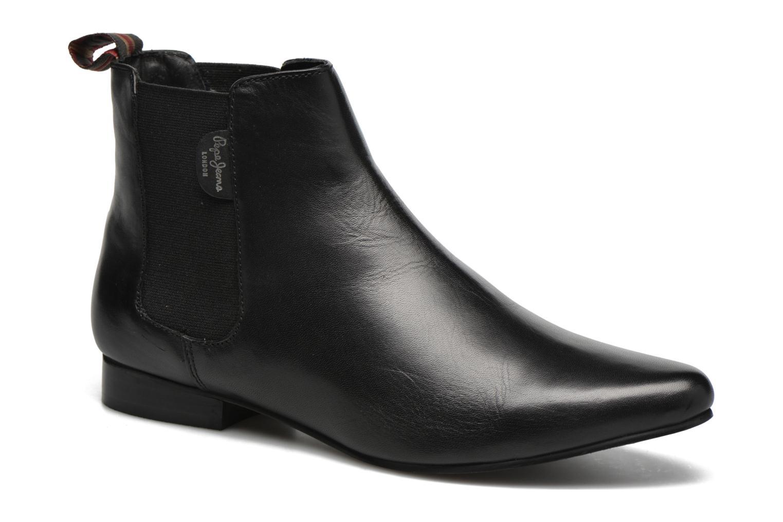 Grandes descuentos últimos zapatos Pepe jeans Redford Basic (Negro) - Botines  Descuento