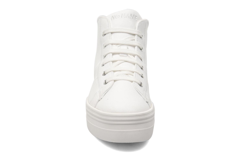 Baskets No Name Plato Hi Sneaker Noir vue portées chaussures