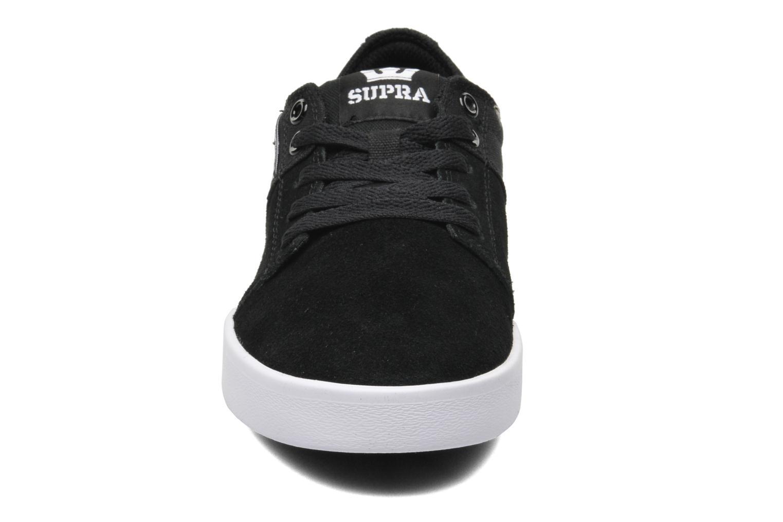 Zapatillas de deporte Supra Stacks II Negro vista del modelo