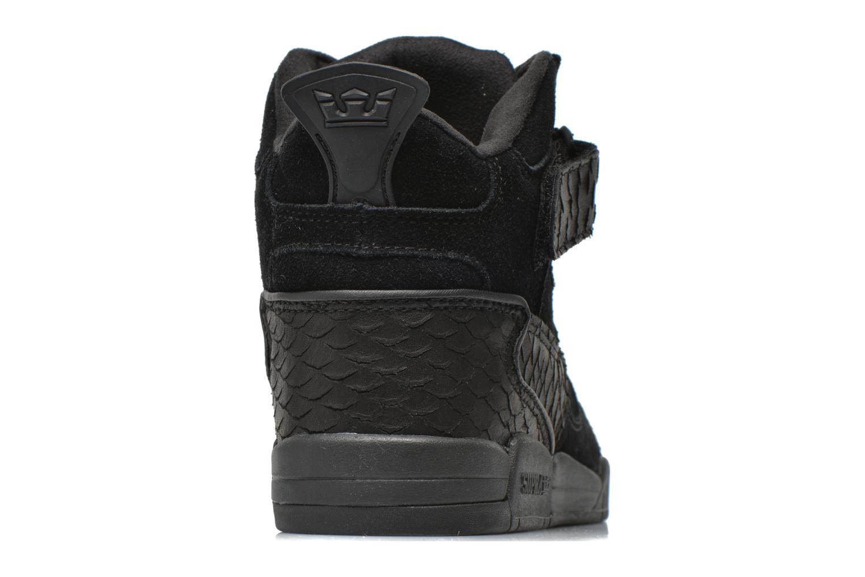Sneakers Supra Bleeker Zwart rechts