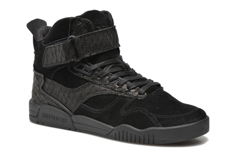 Sneakers Supra Bleeker Zwart detail