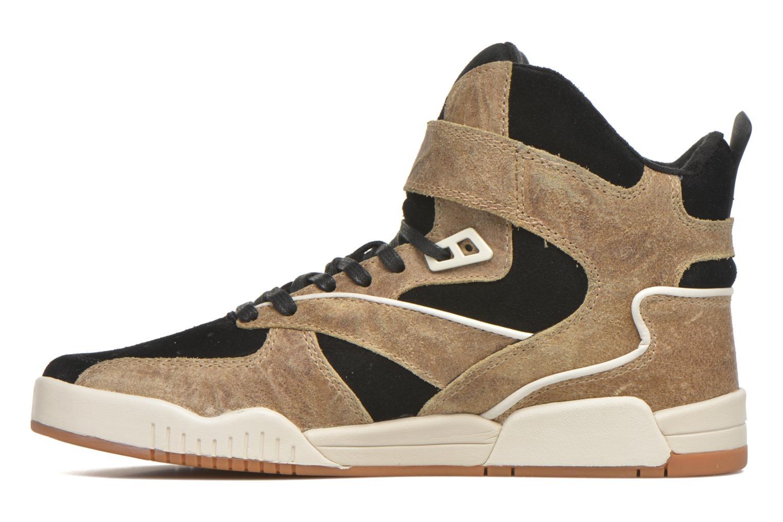 Sneakers Supra Bleeker Bruin voorkant