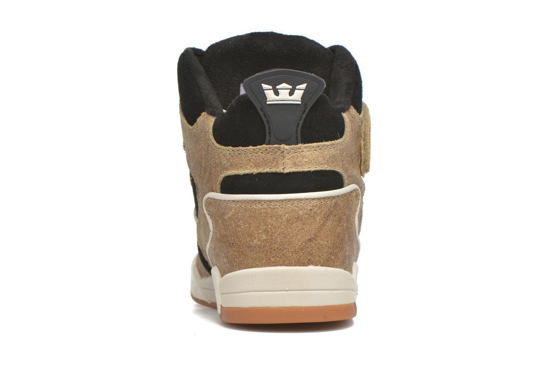 Sneakers Supra Bleeker Bruin rechts