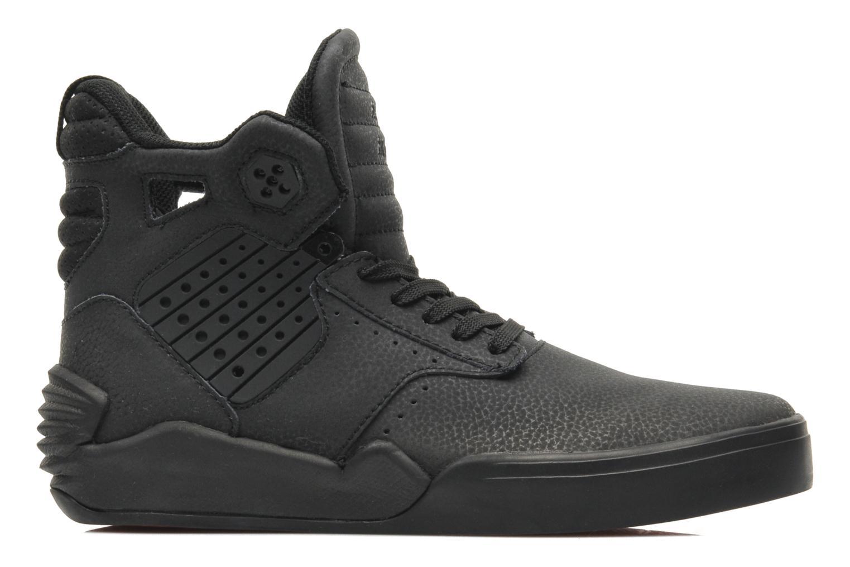 Sneakers Supra Skytop IV Zwart achterkant