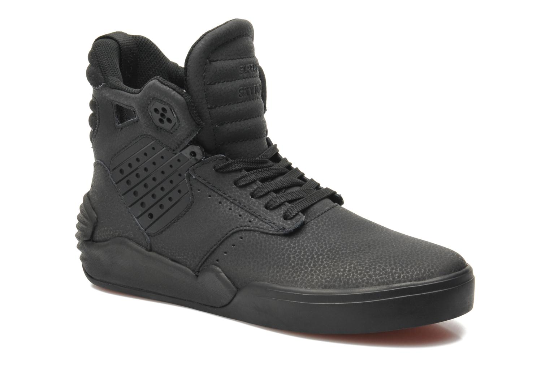 Sneakers Supra Skytop IV Zwart detail