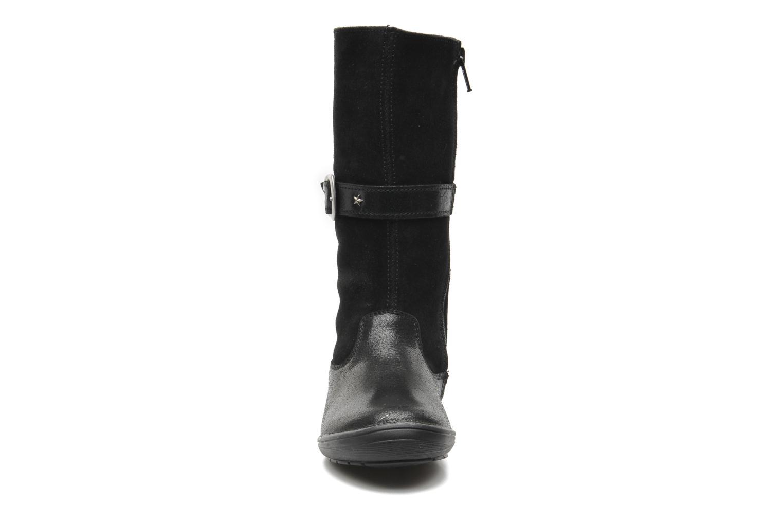 Stiefel Bopy SOUDAN schwarz schuhe getragen